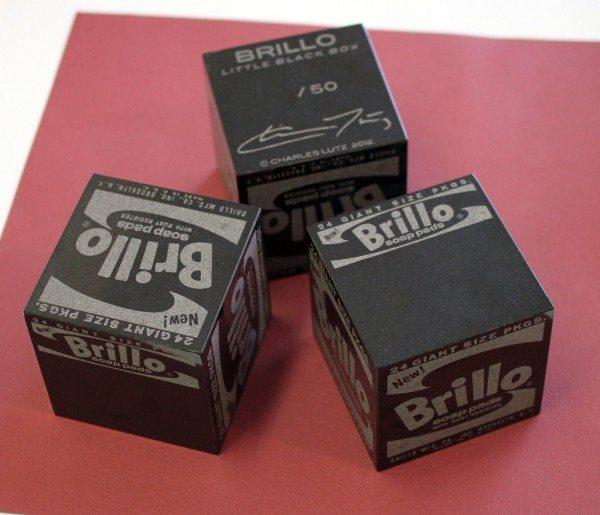 Laser Engraved 3-inch Granite Cubes