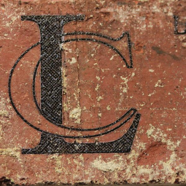 Laser Engraved Used Bricks