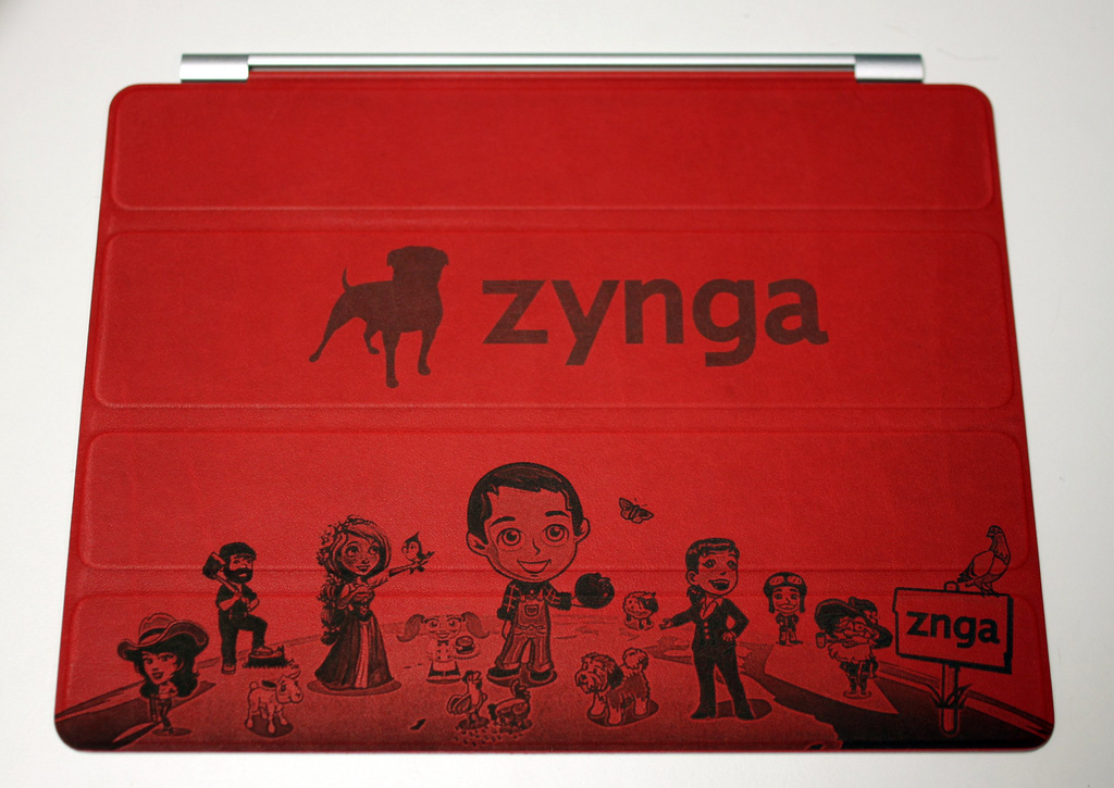 Zynga Red Smartcover