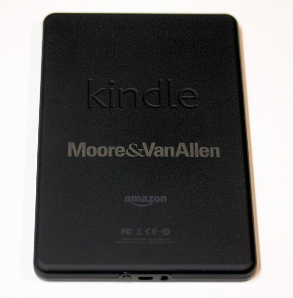 Kindle Fire Engraving