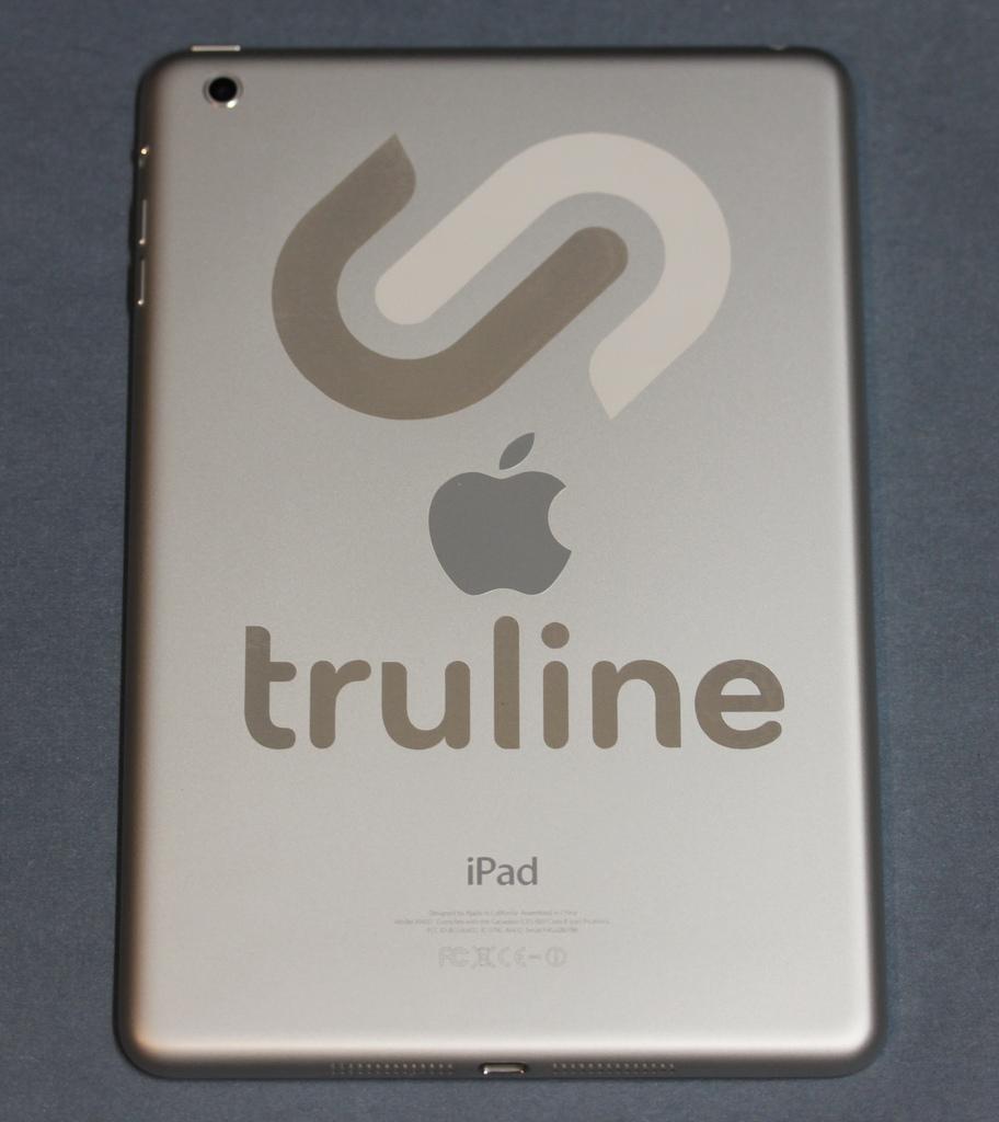 Laser Engraved iPad Mini