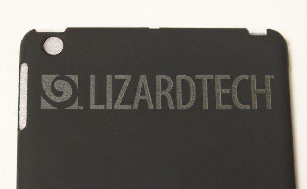 Laser engraved iPad mini case