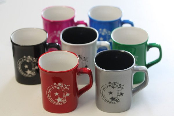 Laser Engraved Coffee Mugs