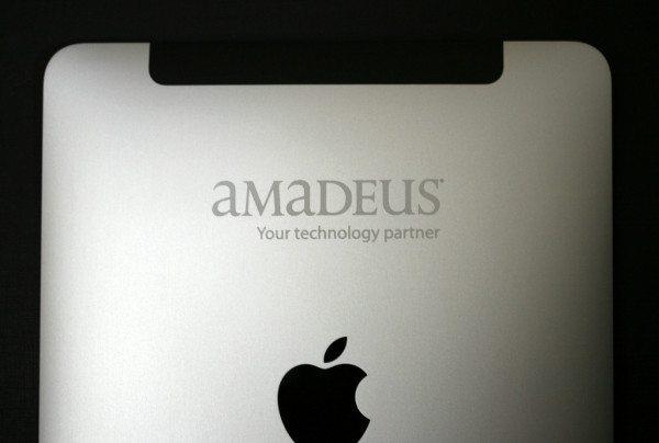 Amadeus iPad