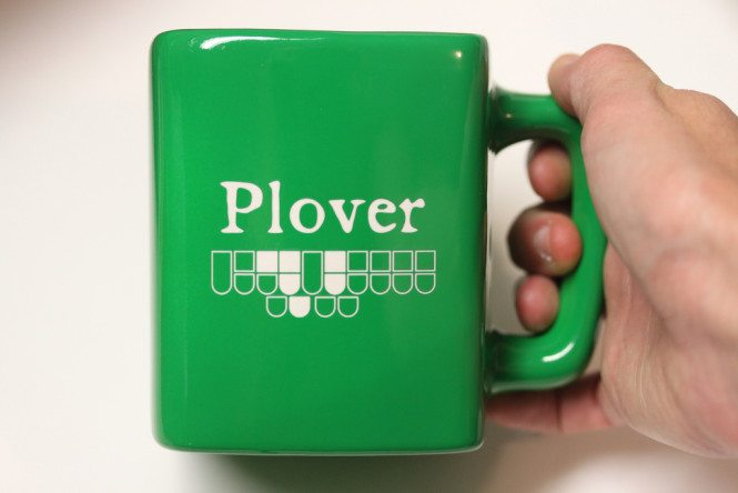 Laser Engraved Square Mug
