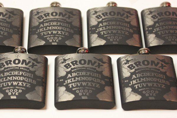 Engraved Promotional Flasks