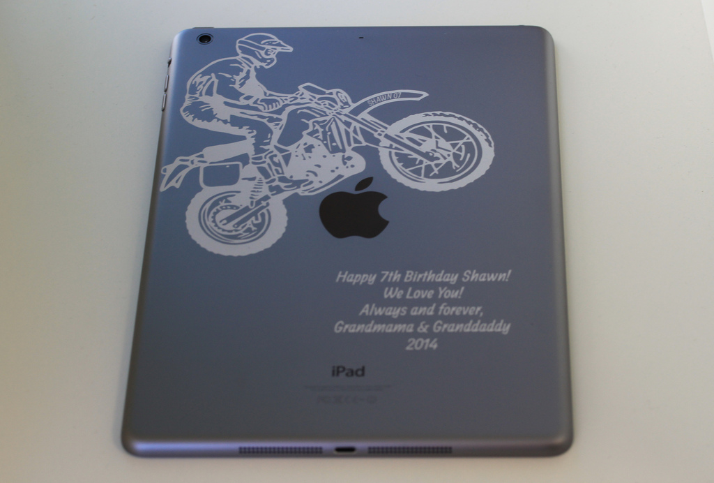 Dirt Bike iPad