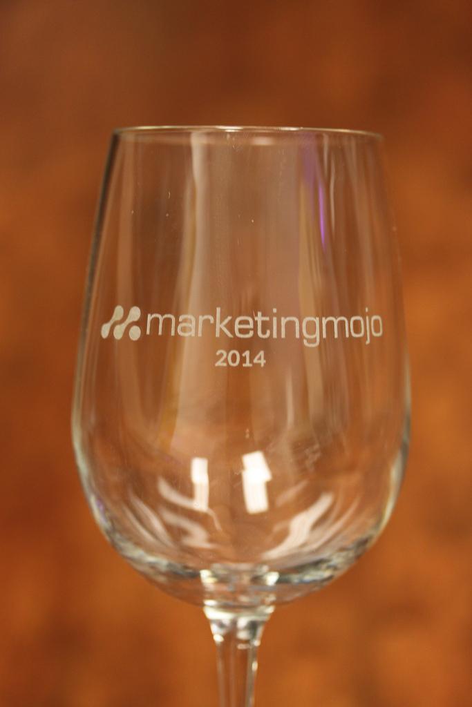 Laser Engraved Wine Glasses