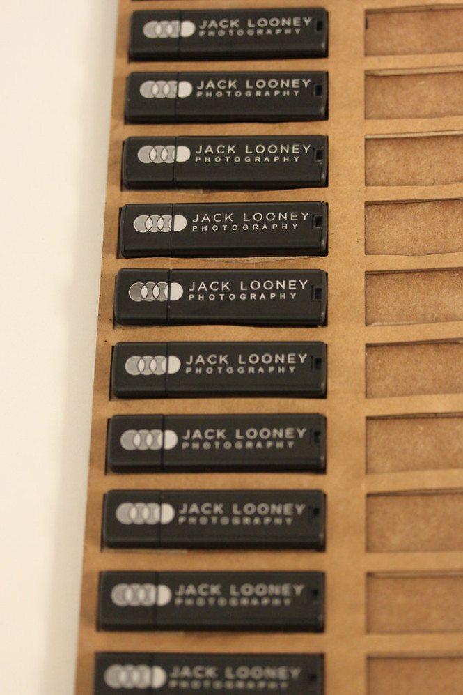 Custom Engraved Flash Drives