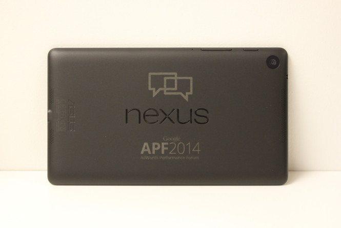 Laser Engraved Google Nexus