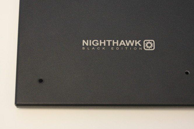 Logo on Custom Metal Panel - In A Flash Laser - iPad Laser Engraving