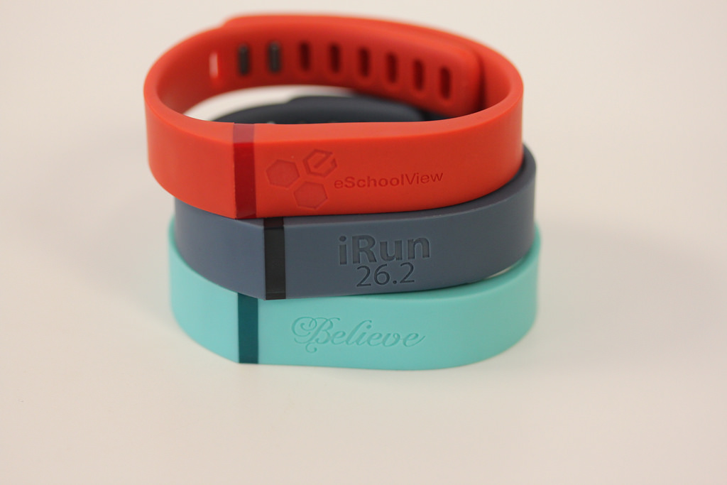 Custom Fitbits 10