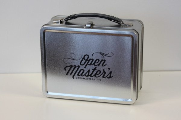 Custom Printed Lunch Box