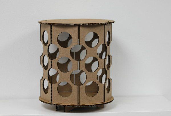 spice rack prototype