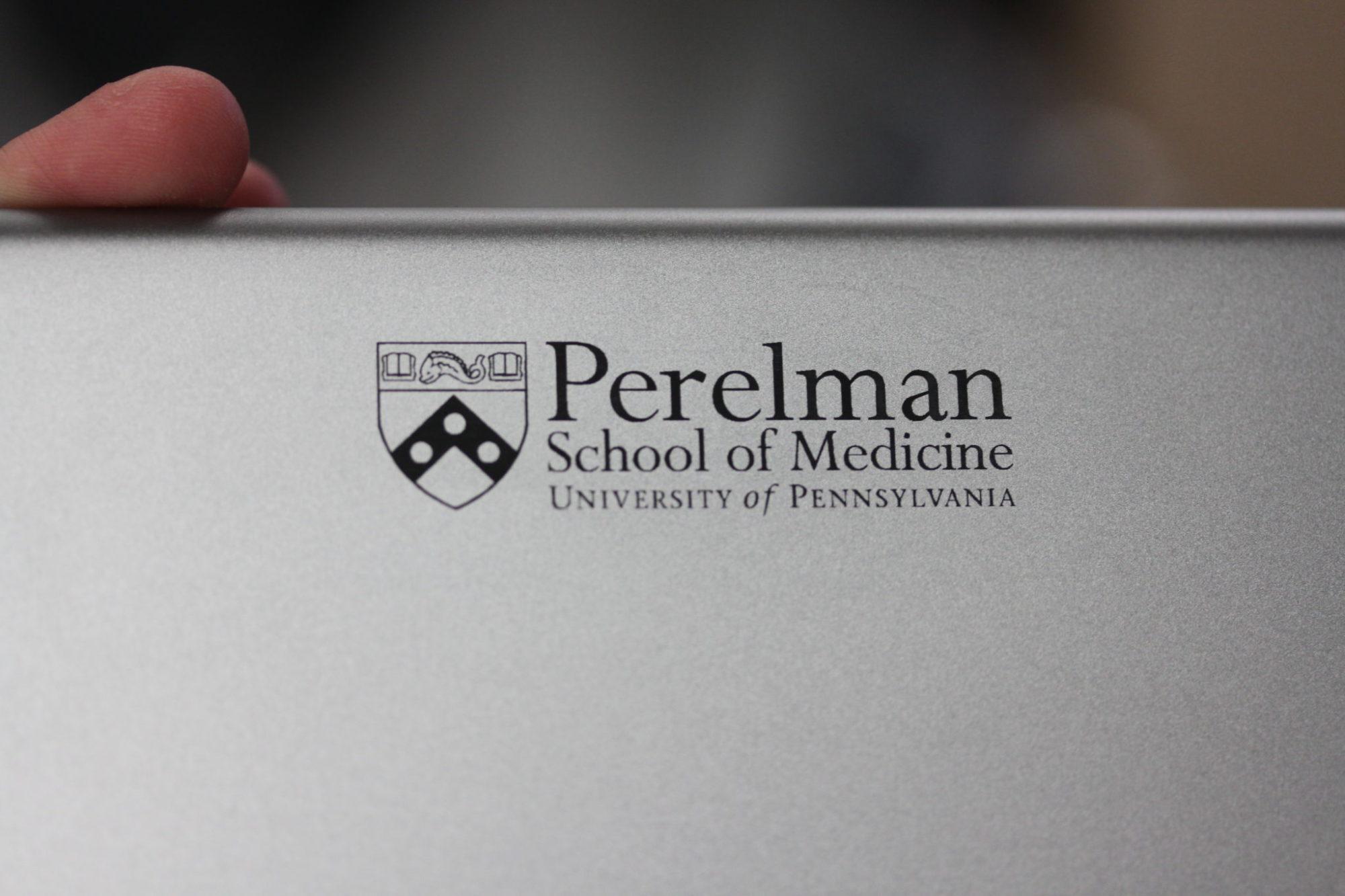 University of Pennsylvania Engraving