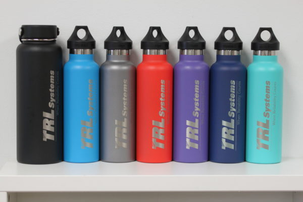 Engraved Hydro Flasks Bottles