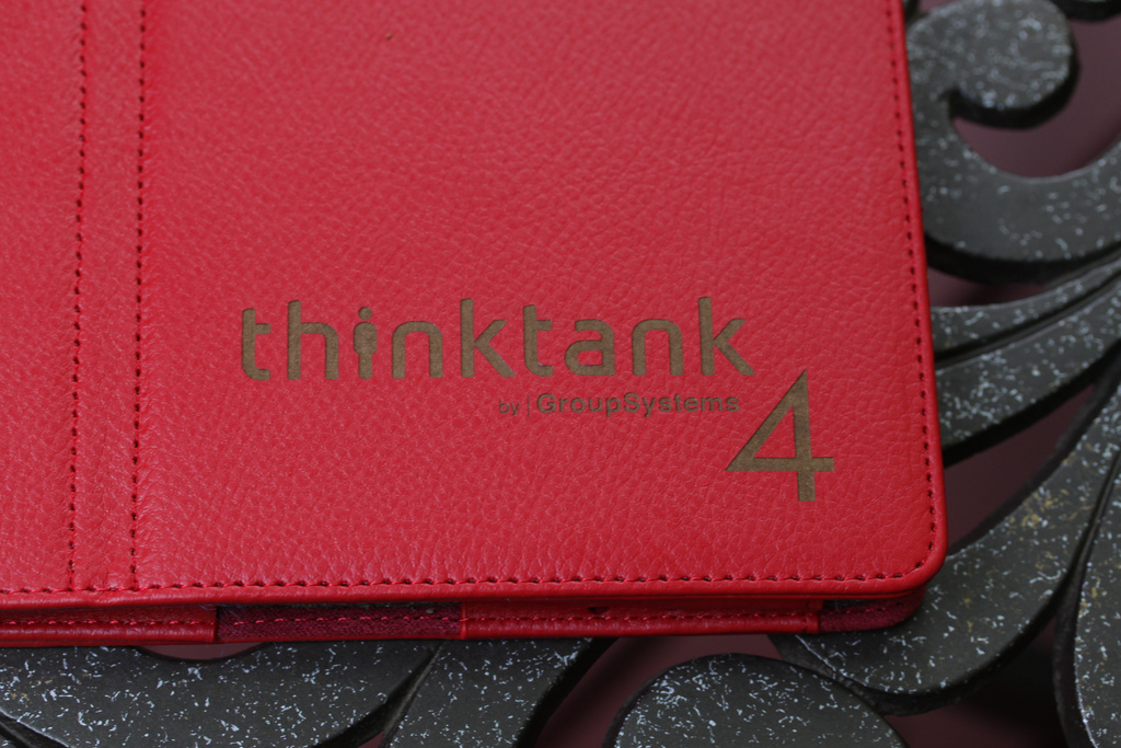 Laser Engraved Red iPad Case
