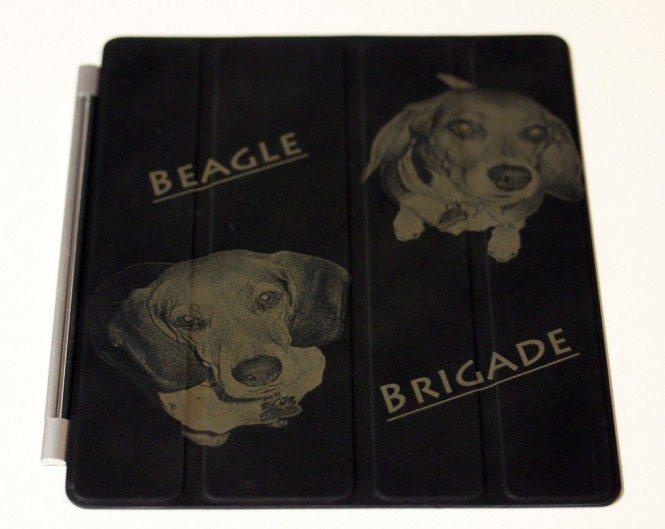 Beagle iPad Smart Cover