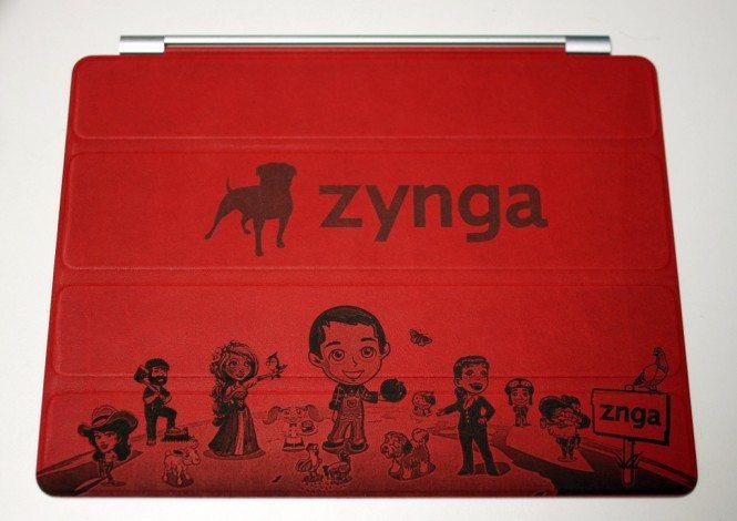Zynga Red Smartcover