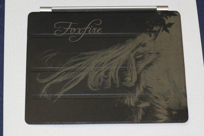 Foxfire iPad Cover
