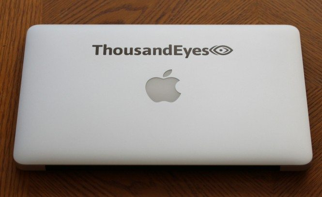 Laser Engraved MacBook