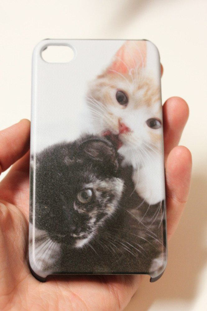 Custom iPhone Case - Photo Color Marking