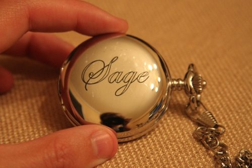 Pocket watch for a friend
