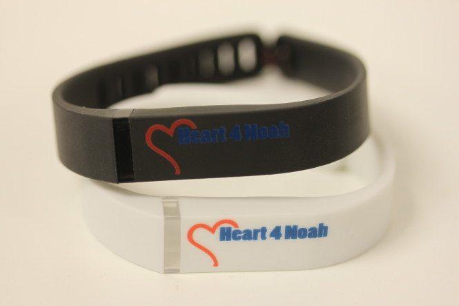 Custom Printed Fitbit Bands