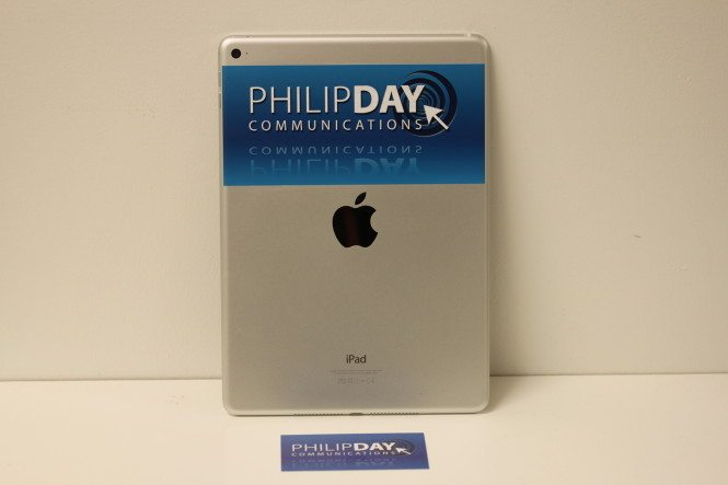 iPad Air 2 Branding for Philip Day Communications