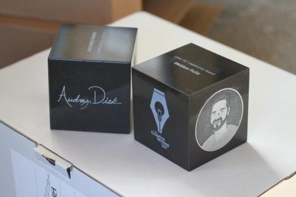 LGranite Cube Corporate Awards