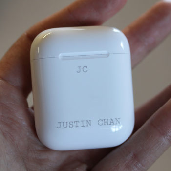 Custom Branded Apple AirPods
