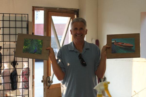 Introducing: Tahoe Fresco Prints