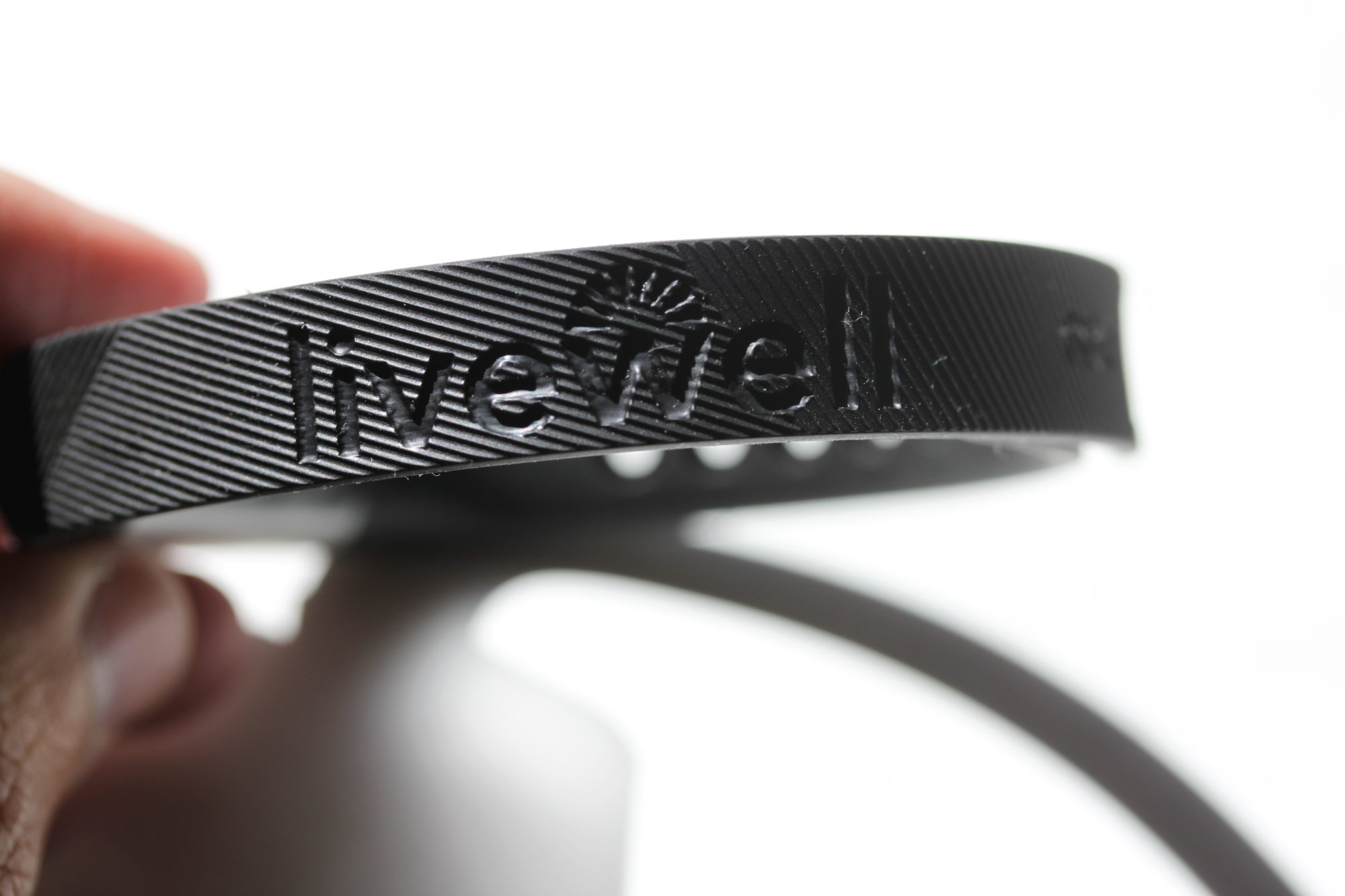 Engraved Fitbit