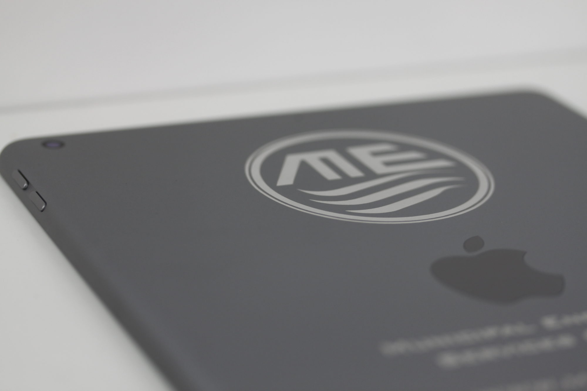Logo on iP