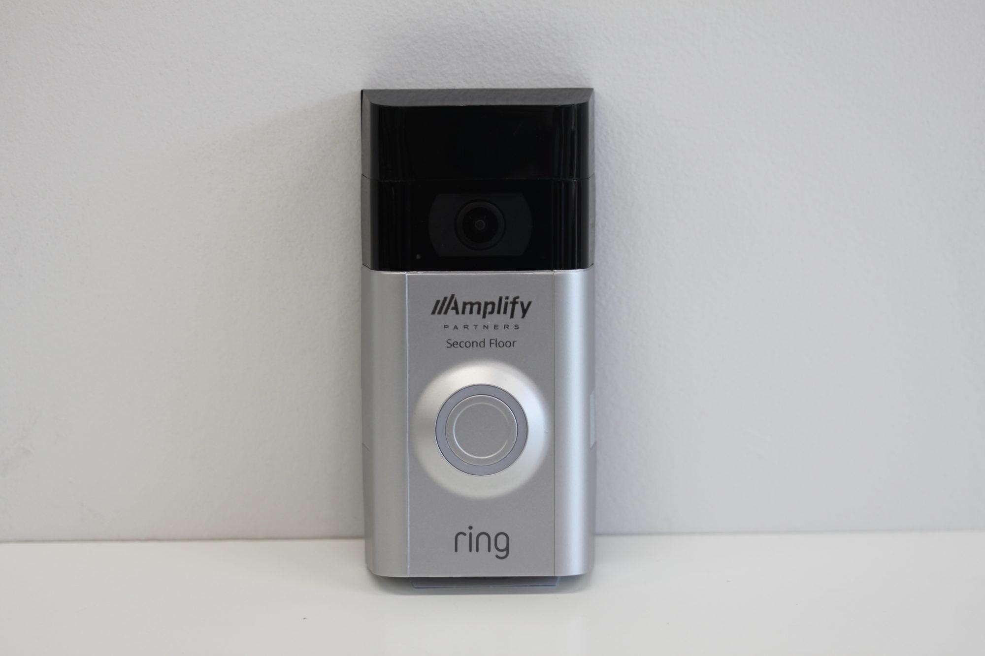 Customized ring doorbell