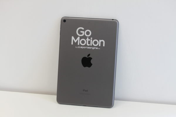 Go Motion Engraved Corporate iPad